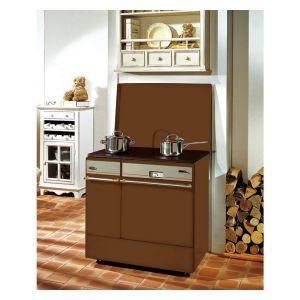 Godin 240752 - Cuisinière Arpège bois et charbon