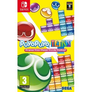 Puyo Puyo Tetris S sur Switch