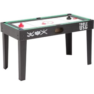 CDTS Table Multi jeux 3 en 1 (122 cm)