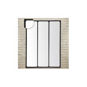 Miroir 120x90 comparer 65 offres for Miroir 3 bandes