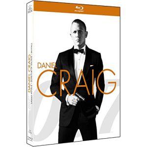 Coffret James Bond 007 - Daniel Craig : La Trilogie : Casino Royale + Quantum of Solace + Skyfall