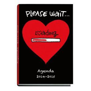 Exacompta Agenda scolaire Forum Lovelies 12x17