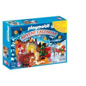 Playmobil 4161 - Calendrier de l'Avent L'atelier du Père Noël