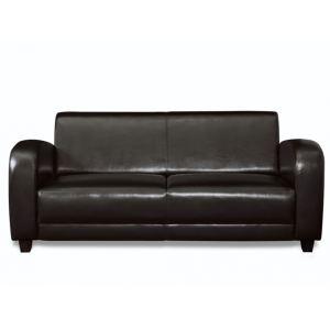 canape fauteuil club en cuir comparer 93 offres. Black Bedroom Furniture Sets. Home Design Ideas