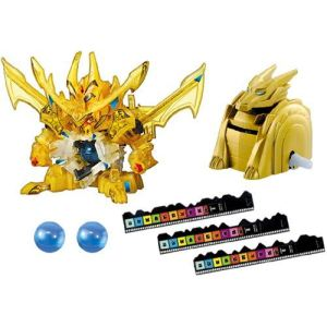 Tomy Smash=Dragold Fighting Set - B-Daman CB-45