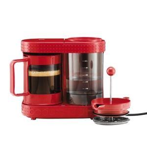 Bodum 11462 Euro - Cafetière à piston et électrique Bistro (4 tasses)