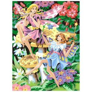 Oz international Peinture au numéro : Les fées