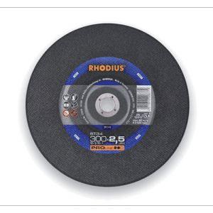 Rhodius 201510 - Disque à tronçonner st34 300x2.5x25.4 mm