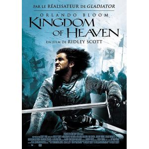 Kingdom of Heaven - avec Orlando Bloom