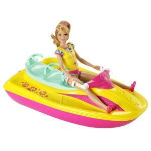 Mattel Stacie fait du jet ski