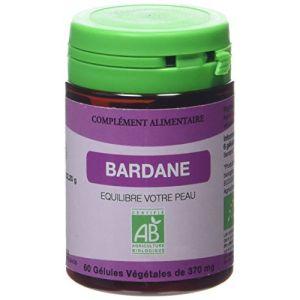 Graine sauvage Bardane Bio Pilulier de 60 Gélules
