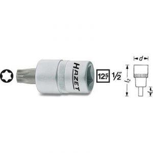 """Hazet 992-T25 - Douille mâle TORX T25 4 pans intérieurs 12,5 mm 1/2"""""""