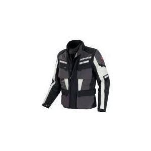 Spidi Marathon (gris) - Blouson de moto textile waterproof pour homme