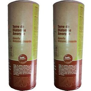 La droguerie écologique Terre de diatomée en poudreuse (250 g)