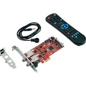 TerraTec Electronic Cinergy S2 PCI HD Dual - Double tuner TV et radio DVB-S et DVB-S2 PCIe