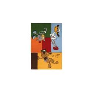 Sigikid Tapis de tapis enfant Bandidoleros Fun (170 x 240 cm)
