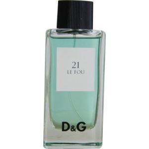 Dolce & Gabbana 21 Le Fou - Eau de toilette pour homme