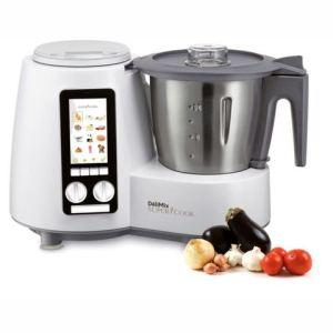 Simeo QC360 - Robot cuiseur multifonctions DéliMix Super cook
