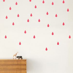 Ferm Living Sticker mini Drops
