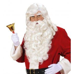 Widmann Perruque Père Noël naturel