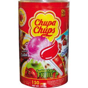 Chupa Chups 150 sucettes