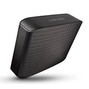 "Samsung HX-D401TDB - Disque dur externe D3 Station 4 To 2.5"" USB 3.0"