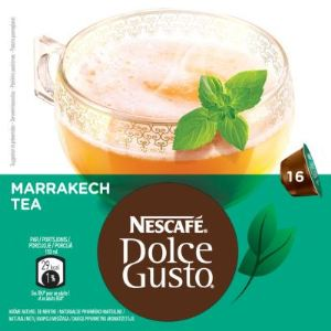 Nescafe 16 capsules Dolce Gusto Marrakech Tea