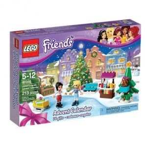 Lego 41016 - Calendrier de l'avent Lego Friends