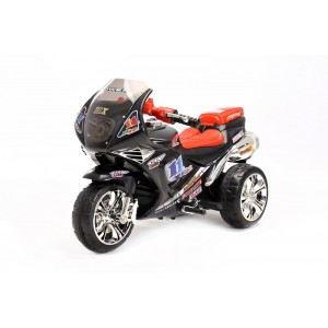Pembury Trading P-2131K - Moto électrique 6V Sports Bike noir