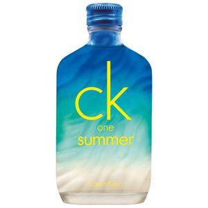 Calvin Klein CK One Summer - Eau de toilette pour homme (Edition 2015)