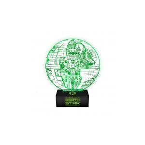 Lampe effet 3D Star Wars : Rogue One Etoile Noire
