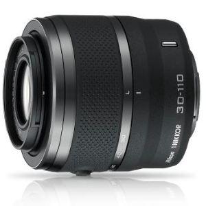 Nikon 1 Nikkor VR 30-110mm f/3.8-5.6 : Zoom téléobjectif 3,7x