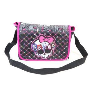 Sac bandoulière pour fille Monster High