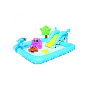 Bestway Aire de jeux gonflable Fantastic Aquarium