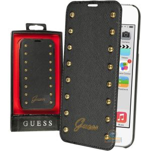 Guess GUFLBKP6SA - Étui folio pour iPhone 6