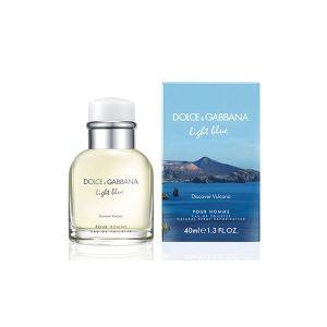 Dolce & Gabbana Light Blue : Discover Vulcano - Eau de toilette pour homme