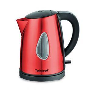 Techwood TBI-1035 - Bouilloire électrique sans fil 1 L