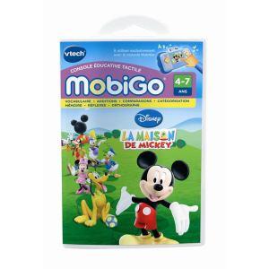 Vtech Jeu Mobigo La Maison de Mickey