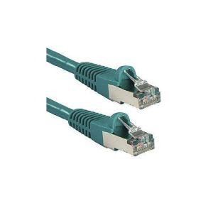 Lindy 47045 - Câble réseau cat.6 S/FTP PIMF Patch 0,3 m.