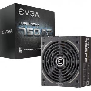 Evga SuperNOVA 750 G2 (220-G2-0750-X2) - Bloc d'alimentation PC modulaire 750W certifié 80 Plus Gold
