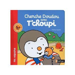 Diset T'choupi cherche doudou au square