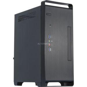 Chieftec BT-04B-U3 - Boîtier Mini ITX avec alimentation 250Watt