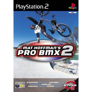 Mat Hoffman's Pro BMX 2 sur PS2