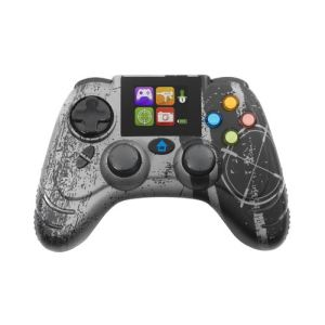 Datel Manette sans fil Wildfire Evo avec Combat LCD Display pour PS3
