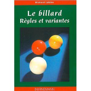 Morize / Chavet chess Livre billard règles et variantes