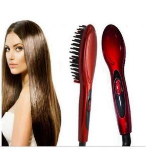 Brosse à lisser les cheveux