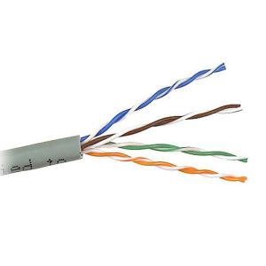 Belkin A7L504-250 - Câble en vrac UTP Cat 5e 76.2 m solide