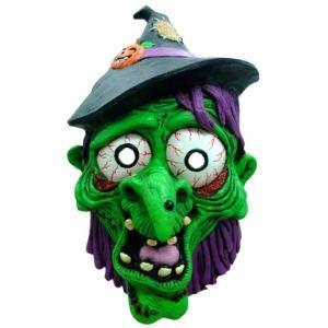 Masque de sorcière adulte Halloween