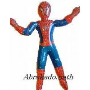 Tap-Ball 2000 Spiderman gonflable