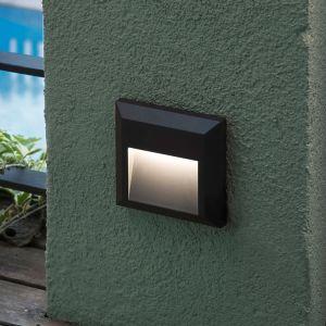 Faro Grant - Applique extérieure LED rectangulaire